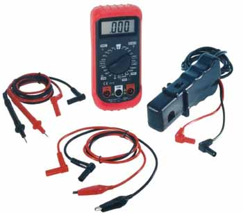 ATD-5544 ATD Pocket Sized Digital Volt-Ohm-Amps Multimeter