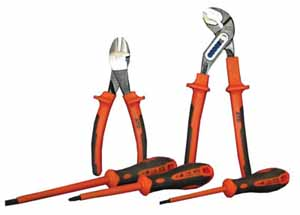 ATD-6359 5-Piece Insulated Cushion-Grip Tool Set
