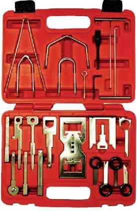 ATD Radio Stereo Removal Tool Set