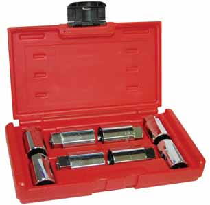 ATD-6508 ATD Stud Remover set Metric and SAE