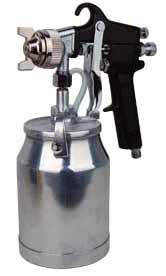 ATD-6810 ATD Spray Gun and Cup Assembly 1.8mm fluid tip