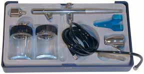 ATD-6849 ATD 6849 Precision Air Brush Kit