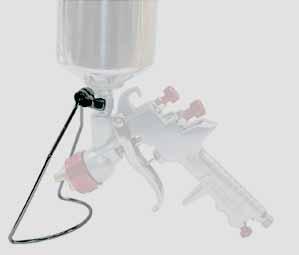 Leonardo Spray Gun Flip Stand ATD