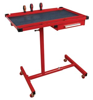 ATD-7012 Heavy-Duty Mobile Work Table with Drawer ATD 7012