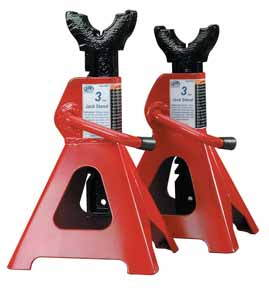 ATD-7443 1 Pair 3 ton Jack Stands by ATD 7443