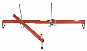 ATD Tools Engine Transverse Bar with Arm Support