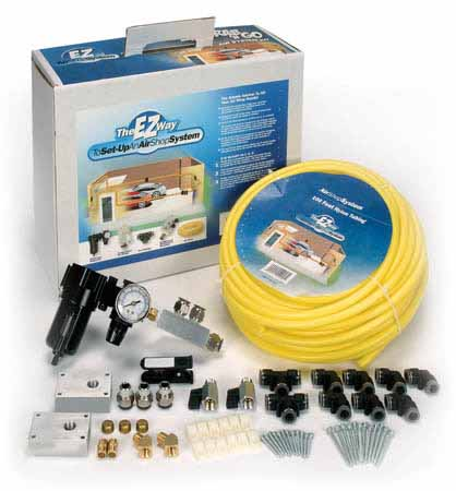 ATD-7750 ATD 7750 Air Shop Garage System Kit
