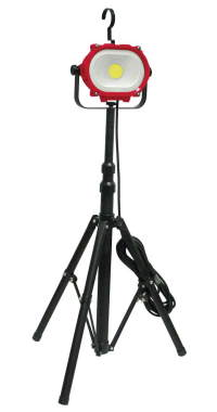 ATD-80335 Saber II 35-Watt COB LED Work Light with Telescopic Stand