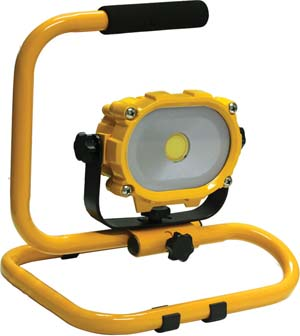 ATD-80336 2000 Lumen LED Corded/Cordless Work Light with 16' Removable Cord ATD80336