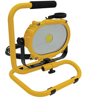 ATD-80418 ATD 80418 35-Watt COB Saber LED Work Light with Stand
