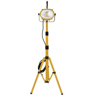 ATD-80420 ATD 80420 35-Watt COB Saber LED Work Light with Tripod Stand
