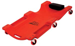 ATD-81051 ATD 81051 40  Blow Molded Heavy-Duty Creeper