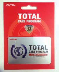 ATL-MS908-1YR Autel MaxiSYS 1 yr Software Subscription Total Care