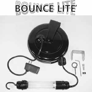 CEN-12010 Central Tools 40' Bounce Lite light on a Reel