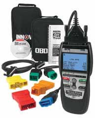 EQS-3140 Innova 3140 ScanTool CanOBD II and I Tool Kit