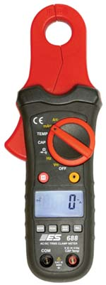 ESI-688 ESI 688 True RMS Low Clamp Meter