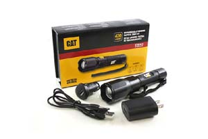 EZR-CT2415 EZ Red CT2415 Caterpillar Rechargeable Focusing Tactical Light Kit