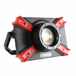 EZR-XLF1000 Ezred XLF1000 10 Watt COB Infinity Rechargeable Focusing Light