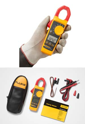 FLU-325 Fluke 325 True-rms Clamp Meter