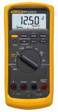 FLU-88-5 Fluke 88 Series V Deluxe Automotive Multimeter