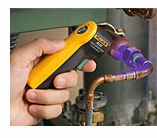 FLU-RLD2 Fluke RLD2 UV LED Refrigerant Leak Detector Flashlight