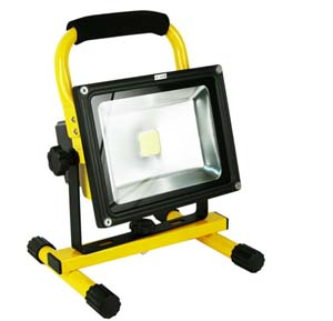 JAT-ZT50220 Jackco Transnational 20 Watt Cordless LED Floodlight