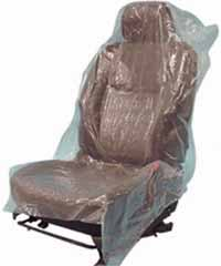 JDI-ESC-2H Disposable Seat Covers Roll of 200 by John Dow