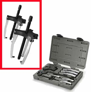 KDT-3627 KD Tools 3627 2 and 5 Ton Ratcheting Puller Set