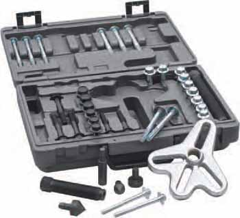 KDT-41600 K-D Tools 41600 Master Bolt Grip Kit - Multi-Use Puller Kit