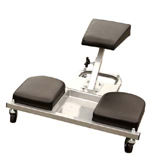 KEY-78032 Keysco Knee Saver Work Seat With Tool Tray 78032