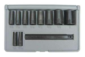 LNG-950 Lang 950 11 Pc. Gasket Hole Punch Set