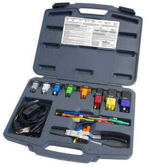 LIS-69300 Lisle 69300 Master Relay and Fused Circuit Test Kit