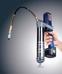 LNC-1244 Powerluber Cordless Rechargeable Grease Gun