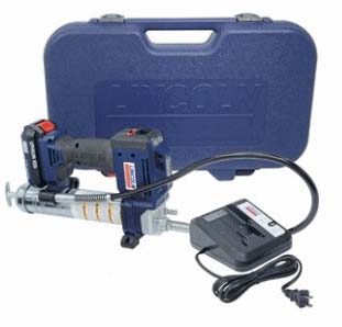 LNI-1882 Lincoln 20V Lithium-Ion PowerLuber Kit w/Battery Case