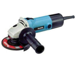 """Part Number: MKT-9557PBX1 4-1/2"""" Paddle Switch Angle Grinder"""