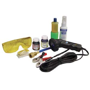 MST-53351 Mastercool Professional UV Dye Light Kit (12V/50 Watt)