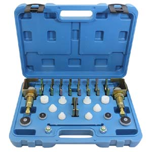 MST-69925 MasterCool 69925 Multiple Flush and Leak Test Adapter Kit