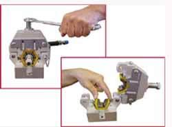 MST-71550 Mastercool 71550 A/C Hose Crimper - tooldesk com