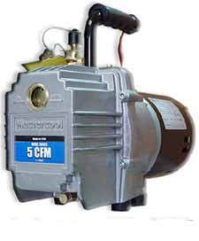 MST-90065 MasterCool 90065 Air Conditioning 5cfm Vacuum Pump