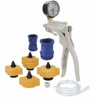 MTY-MV4560 Mityvac MV4560 Cooling System Pressure Test Kit