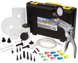 MTY-MV8500 Mityvac MV8500 Silverline Elite Automotive Test Kit Brake Bleeder