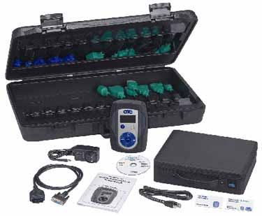 OTC-3828DLX OTC Pegisys PC Deluxe Diagnostic Master Scan Tool Kit