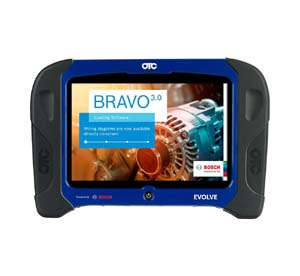 OTC-3896 OTC Evolve 3896 with Bravo 3.0 Scan Tool