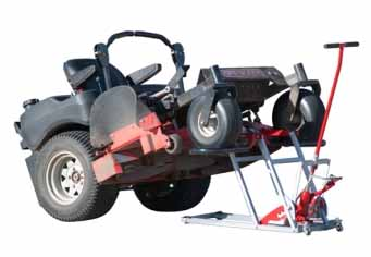SHN-T-5500 Pro Lift T-5500 500lb. Mower Lift by Shin Fu