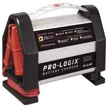 SOL-PL2208 Pro Logix 8 amp Automatic Battery Charger by Solar