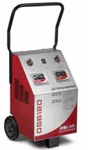 SOL-OS6120 Solar OS6120 Battery Charger with Engine Start and Battery Tester