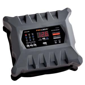 SOL-PL2410 Solar PL2410 Intelligent Battery Charger Maintainer