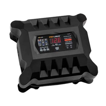 SOL-PL2510 Intelligent Battery Charger Maintainer Solar PL2510