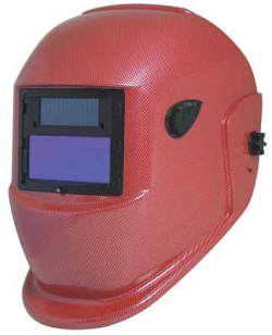 TIT-41260 Titan Solar Powered Auto Dark Welding Helmet