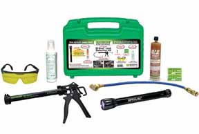 TPD-TP8626 Tracerline Opti Lite EZ Shot A/C kit with Cordless LED Flashlight